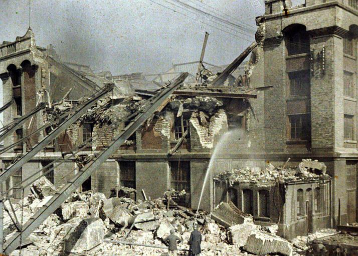Bombardement des 2 et 3 septembre