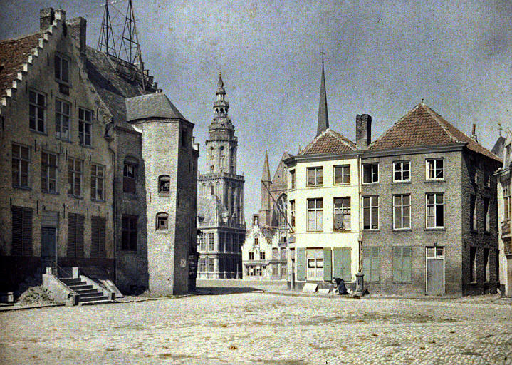 Place du Marché aux Pommes et de l'Hôtel de Ville