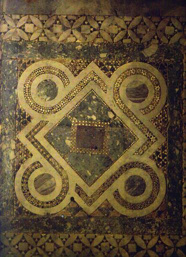 Mosaïque : figure géométrique