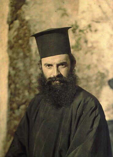 Le père Athenagoras