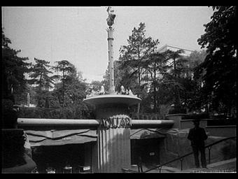 Jardins du Trocadéro ; Aquarium du Trocadéro