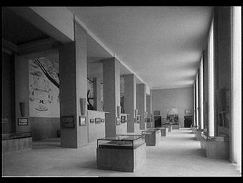 Musées d'Art Moderne ; Pavillon de la Ville de Paris