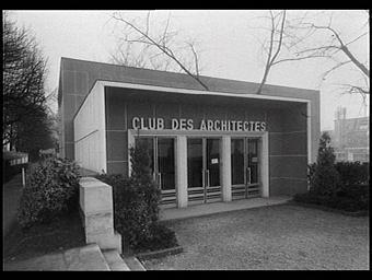Pavillon du Club des Architectes