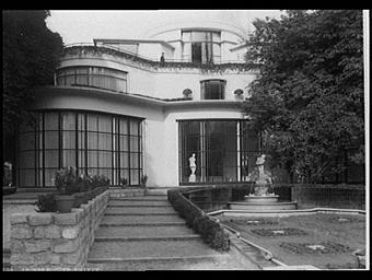 Centre des Métiers ; Pavillon de l'Architecture privée