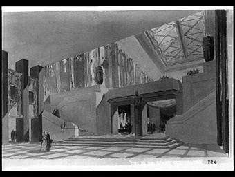 Pavillon de l'U.C.A.F. des Tissus et de la Manufacture des Gobelins