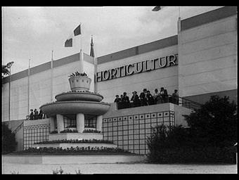 Pavillon de l'Horticulture