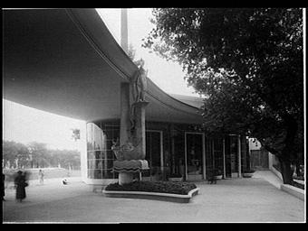 Pavillon de la Bijouterie, de l'Orfèvrerie et des Laques