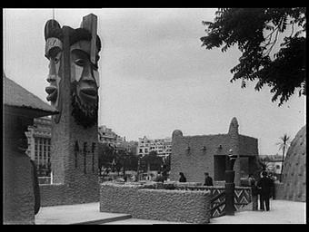 Sculpture : Totem