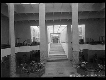 Centre Artisanal ; Palais de l'Artisanat