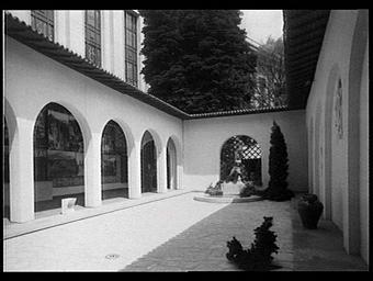 Architecte du pavillon : Marcelo Martinez de Hoz