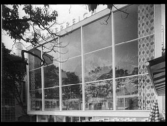 Jardins du Trocadéro ; Pavillon de l'Autriche