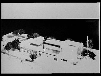 Pavillon d'Israël en Palestine
