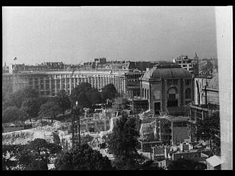Palais du Trocadéro ; Palais de Chaillot