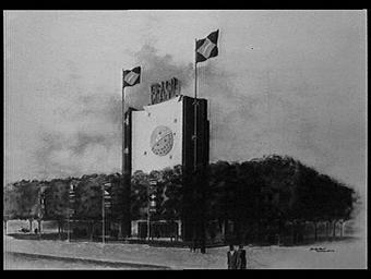 Pavillon du Brésil