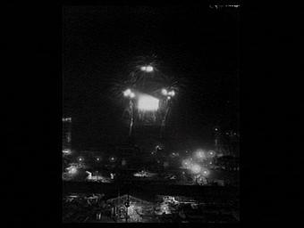 Illuminations, feux d'artifice