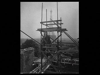 Palais de Chaillot ; Tour Eiffel
