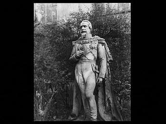 Statue : Napoléon III