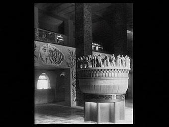 Galerie de Sèvres ; Pavillon de la Céramique et de la Verrerie