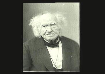 Portrait de Chevreul