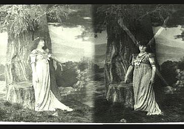 Sarah Bernhardt : Izeyl ; dans 'Izeyl', drame de Armand Sylvestre et Eugène Morand, musique de Gabriel Pierne