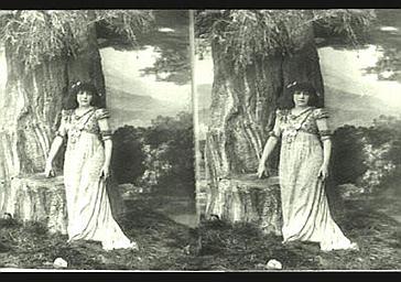 Sarah Bernhardt dans 'Izeyl'