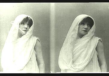 Sarah Bernhardt dans 'Phèdre'