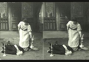 Tosca dans Tosca (la), drame de Victorien Sardou