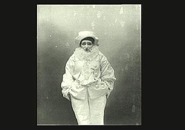 Sarah Bernhardt dans 'Pierrot assassin'