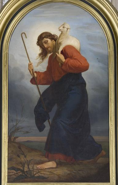 tableau du Bon Pasteur