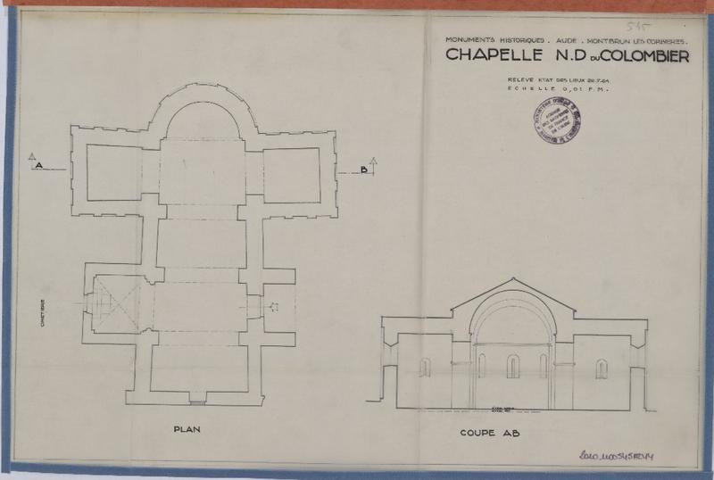 chapelle Notre-Dame-de-Colombier