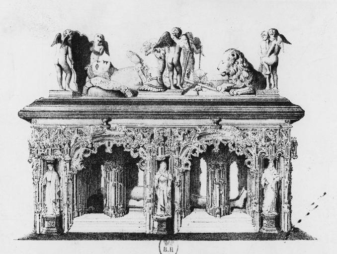 Tombeau de Philibert le Beau, duc de Savoie