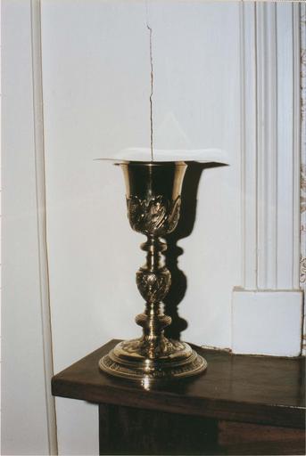 calice et sa patène, vermeil, fin 18e siècle