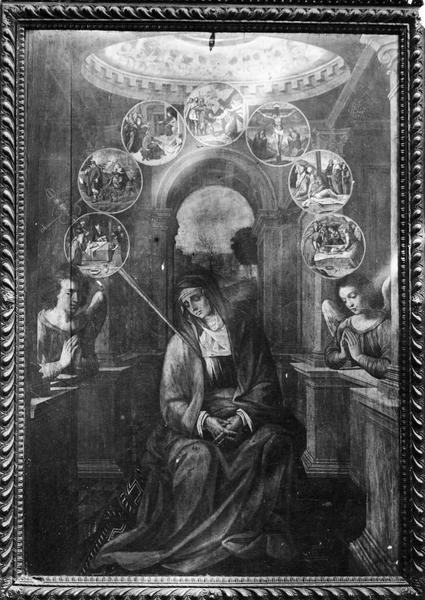 Tableau : Notre-Dame des sept Douleurs