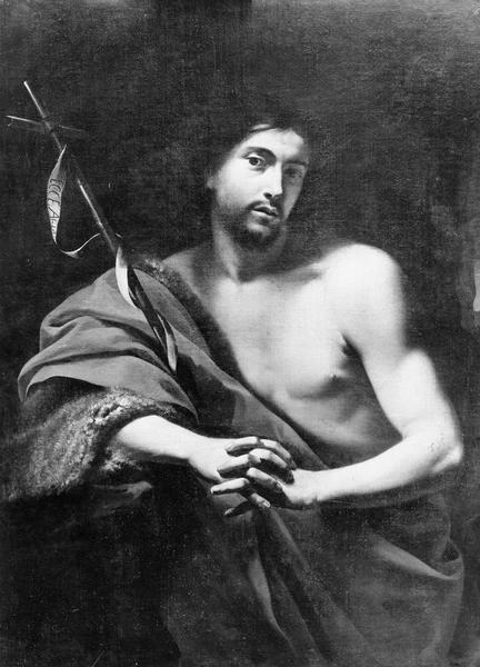 tableau : saint Jean-Baptiste, vue générale