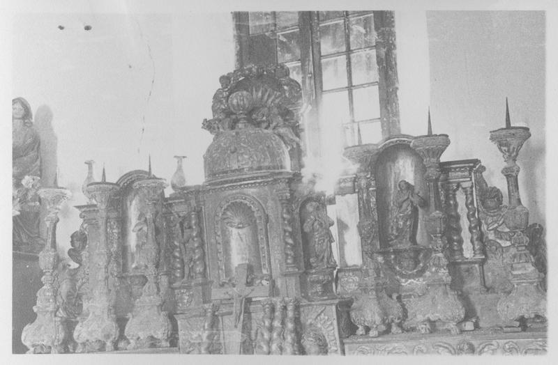 chandelier, vue générale