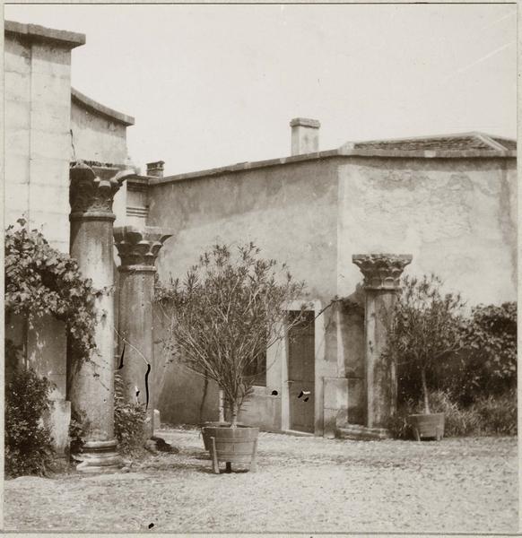 Colonnes (4), vue générale