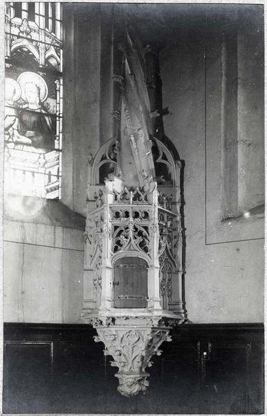 autel, vue générale