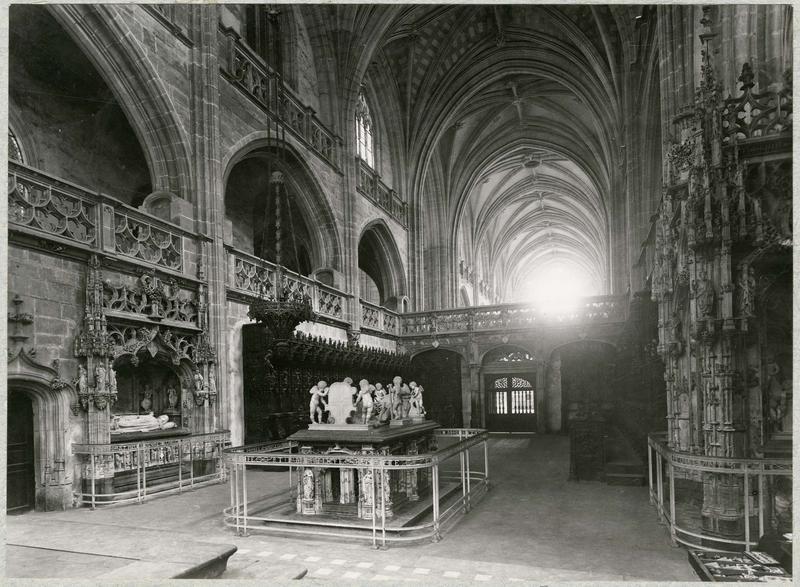 Tombeau de Philibert le Beau, duc de Savoie, vue générale