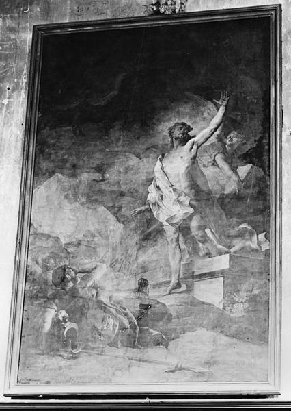 Tableau : Résurrection (la), vue générale