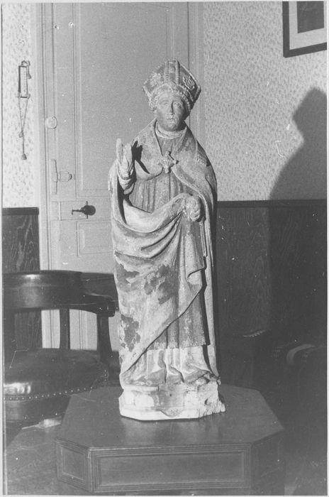 Statue : Saint Claude ?
