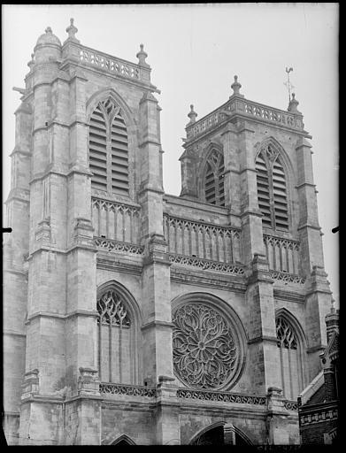 Eglise Saint-Pierre (ancienne abbatiale)