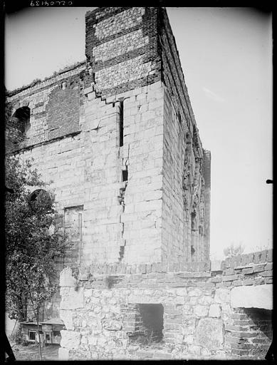 Ruines : donjon