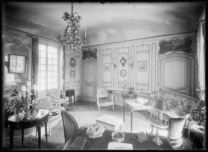 Salon : décoration et meubles