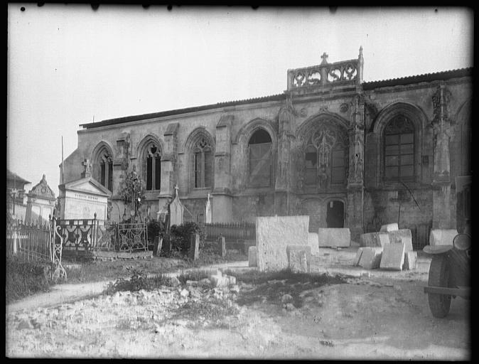 Eglise de Vieulaines