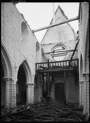 Eglise dite collégiale Saint-Martin