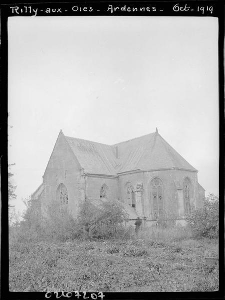 Eglise Saint-Waast