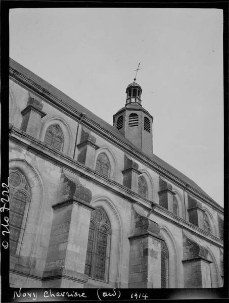 Eglise Sainte-Catherine, dite aussi Eglise Saint-Pierre du Prieuré