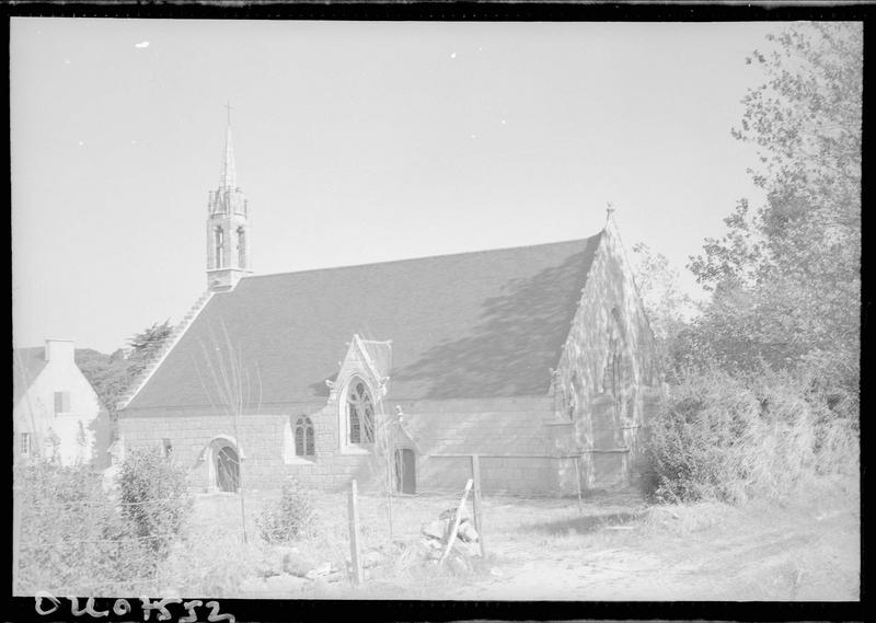 Chapelle Saint-Maudez, puis Notre-Dame-de-la-Paix