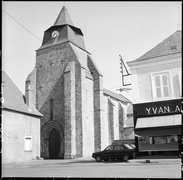Eglise Saint-Paxent