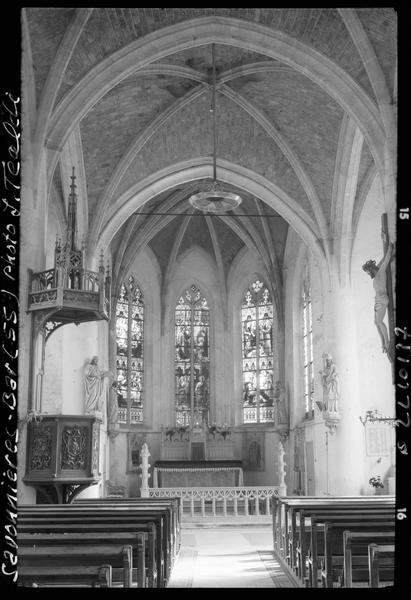 Eglise Saint-Calixte